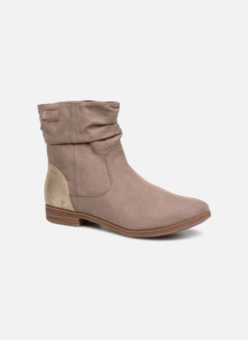 Ankle boots S.Oliver Nola Beige detailed view/ Pair view