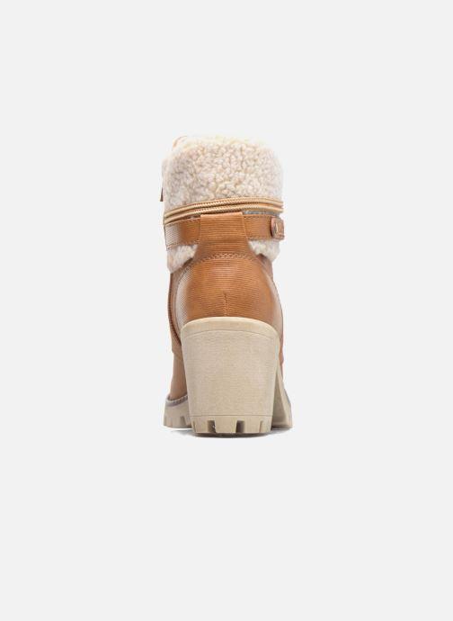 Bottines et boots S.Oliver Fame Marron vue droite