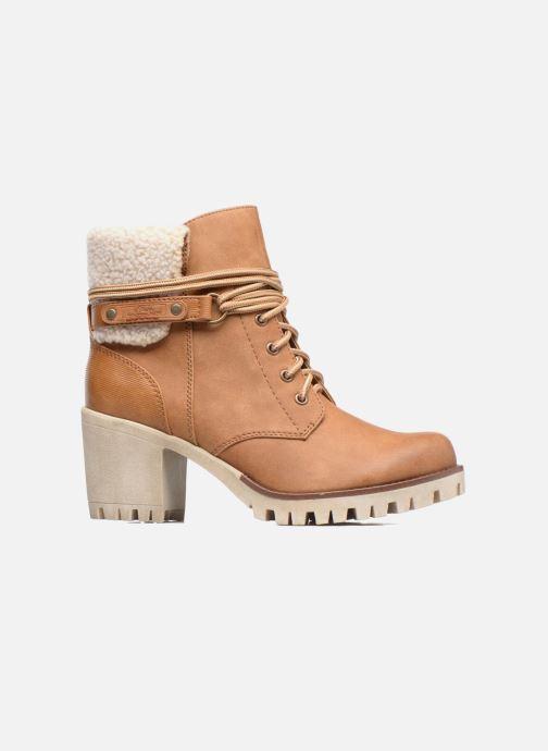Bottines et boots S.Oliver Fame Marron vue derrière