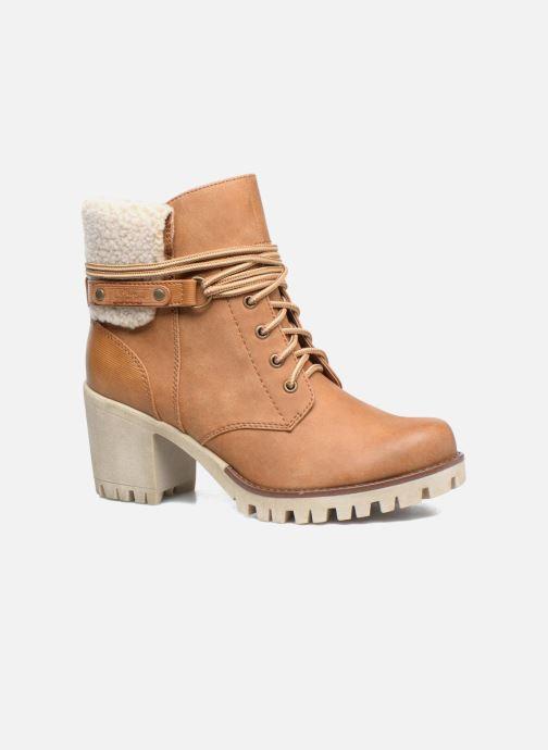 Bottines et boots S.Oliver Fame Marron vue détail/paire