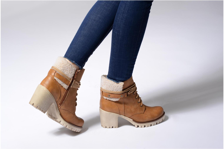 Boots en enkellaarsjes S.Oliver Fame Bruin onder