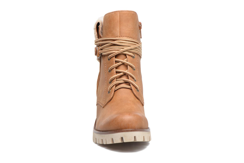 Boots en enkellaarsjes S.Oliver Fame Bruin model