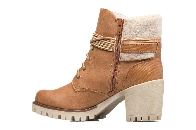 Boots en enkellaarsjes S.Oliver Fame Bruin voorkant