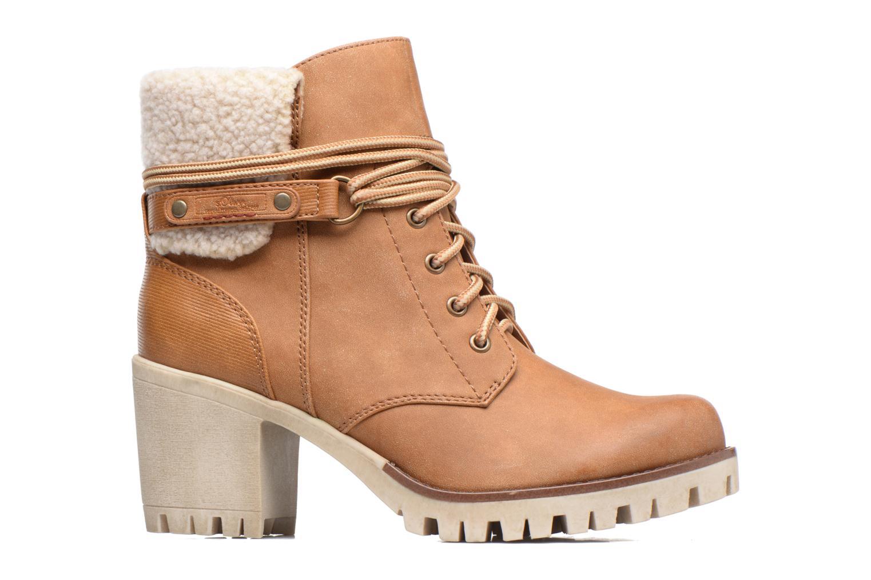 Boots en enkellaarsjes S.Oliver Fame Bruin achterkant