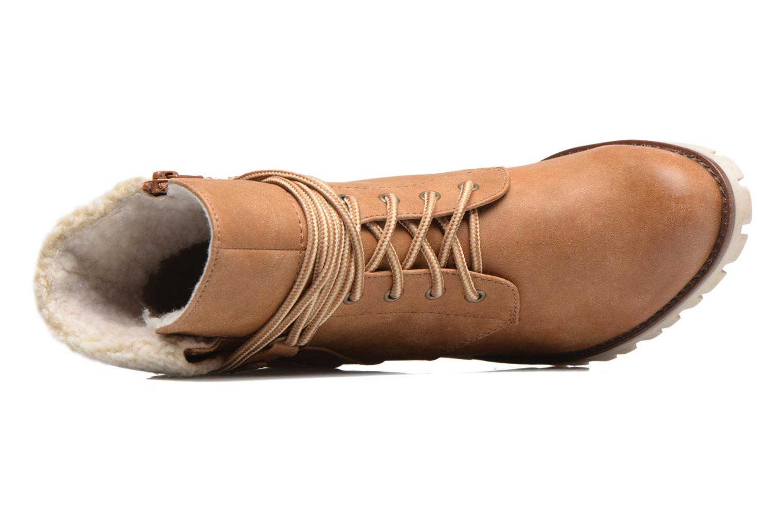 Boots en enkellaarsjes S.Oliver Fame Bruin links
