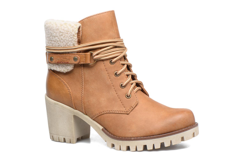 Boots en enkellaarsjes S.Oliver Fame Bruin detail