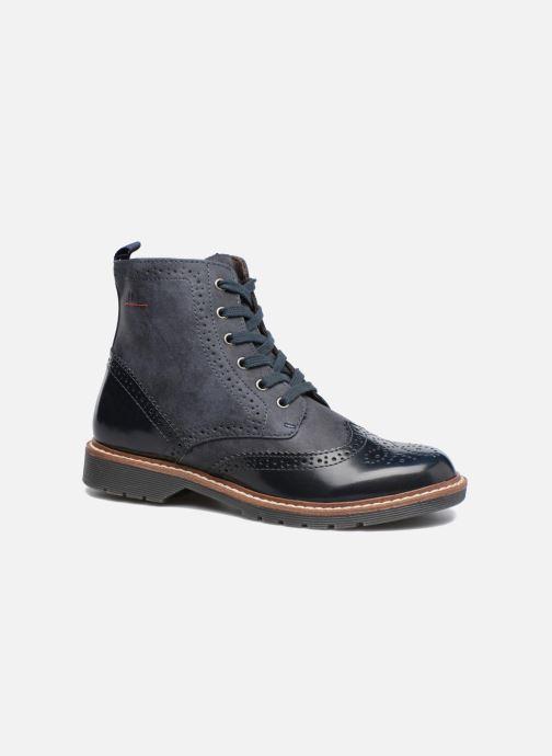 le meilleur style exquis qualité stable S.Oliver Ariane (Bleu) - Bottines et boots chez Sarenza (306534)