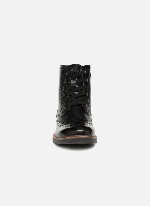 Bottines et boots S.Oliver Ariane Noir vue portées chaussures