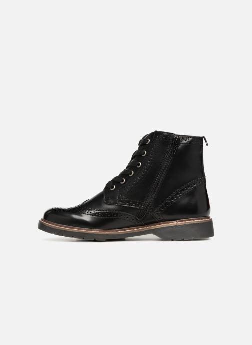 Bottines et boots S.Oliver Ariane Noir vue face