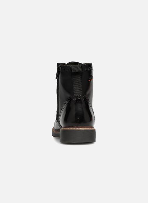Bottines et boots S.Oliver Ariane Noir vue droite