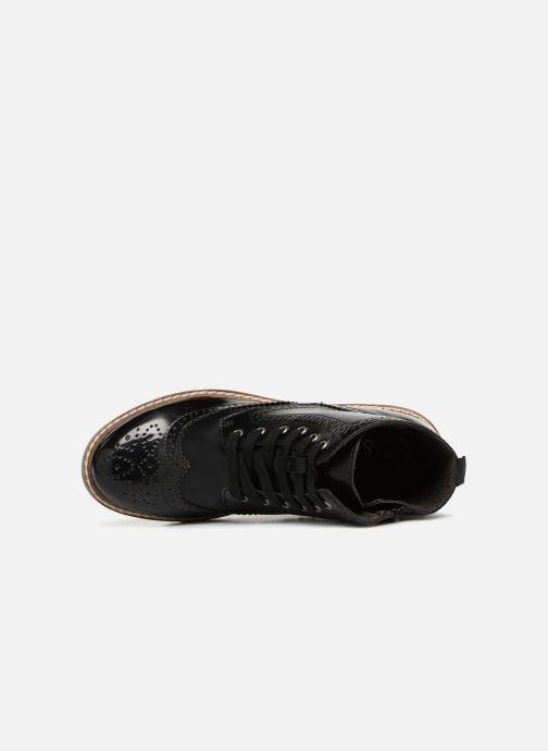 Bottines et boots S.Oliver Ariane Noir vue gauche
