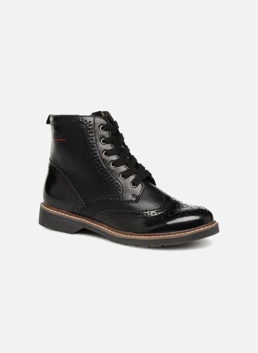 Bottines et boots S.Oliver Ariane Noir vue détail/paire