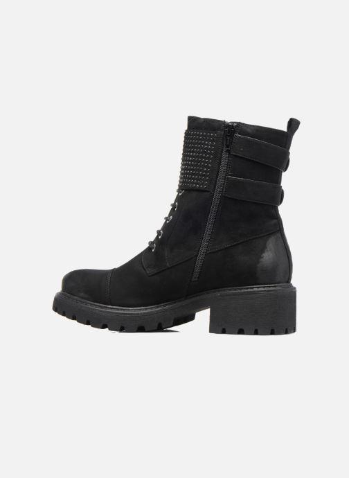 Bottines et boots S.Oliver Hannah Noir vue face
