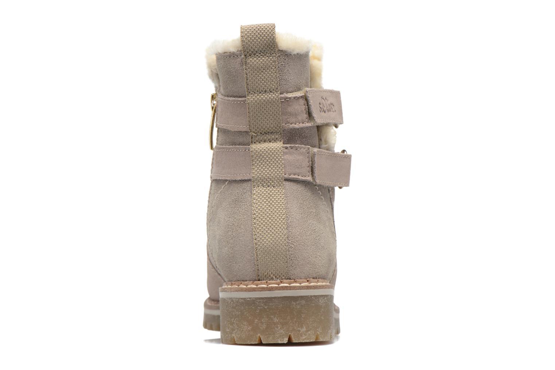 Bottines et boots S.Oliver Nilma Beige vue droite