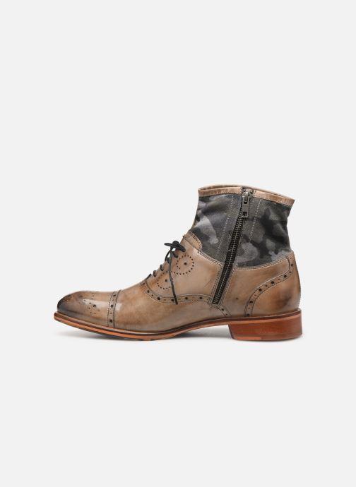 Bottines et boots Melvin & Hamilton Patrick 4 Marron vue face