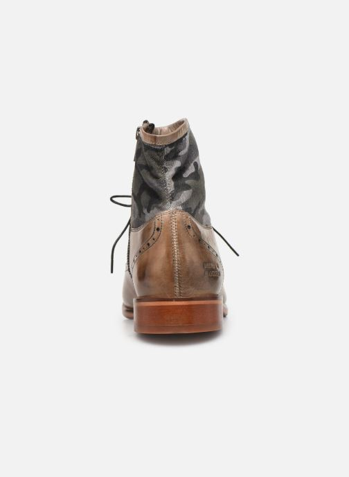 Ankle boots Melvin & Hamilton Patrick 4 Brown view from the right