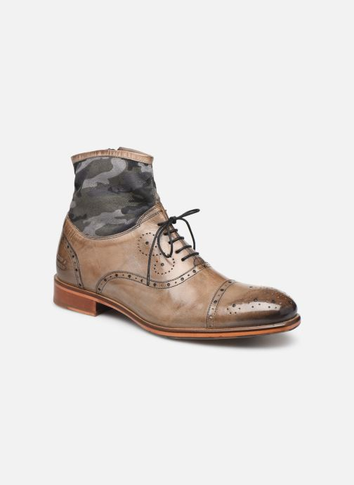 Ankle boots Melvin & Hamilton Patrick 4 Brown detailed view/ Pair view
