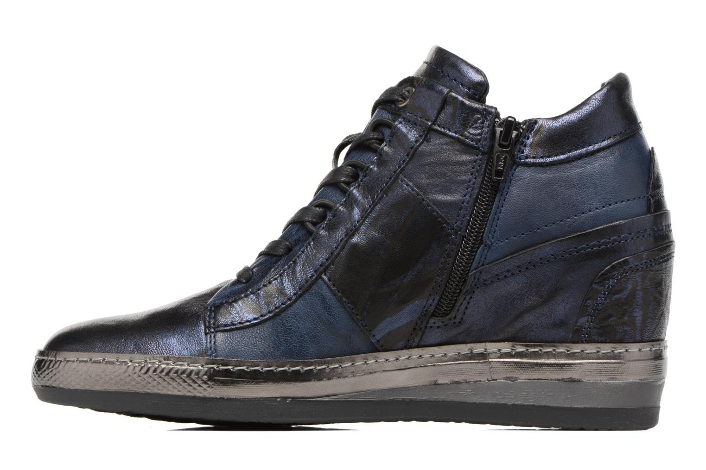 Sneakers Khrio Pialoma Blauw voorkant