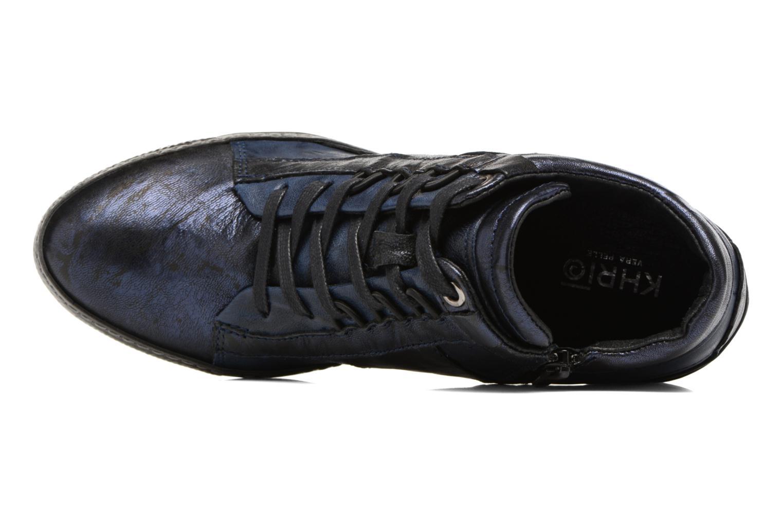 Sneakers Khrio Pialoma Blauw links