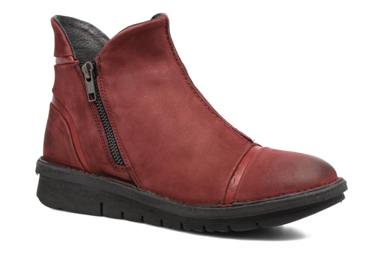 Descuento de la (Rojo) marca  Khrio Etiuta (Rojo) la - Botines  en Más cómodo aed348
