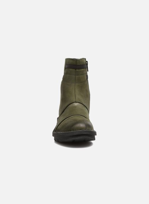 Bottines et boots Khrio Todese Vert vue portées chaussures