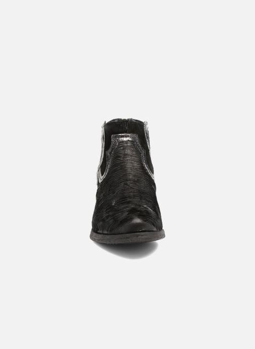 Boots en enkellaarsjes Khrio Feabese Zwart model