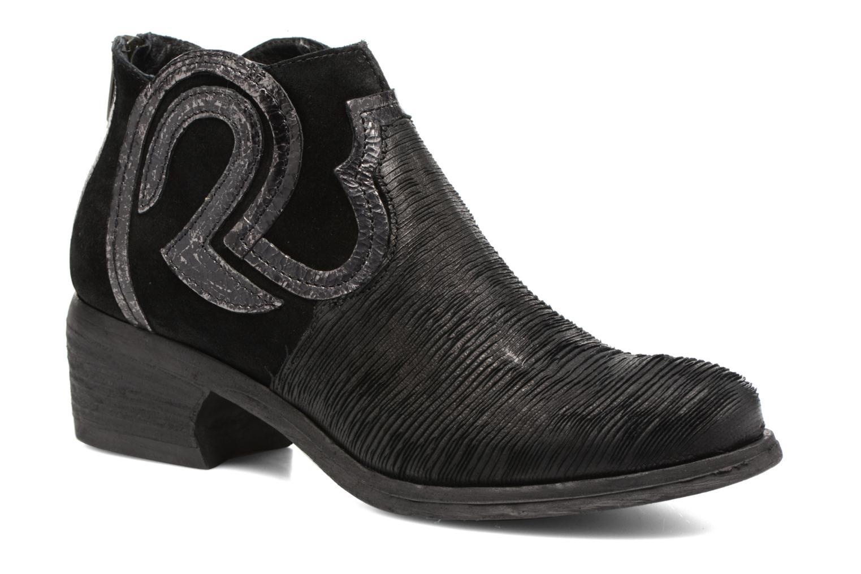 Descuento de la marca  Khrio  Feabese (Negro) - Botines  Khrio en Más cómodo 4b1499