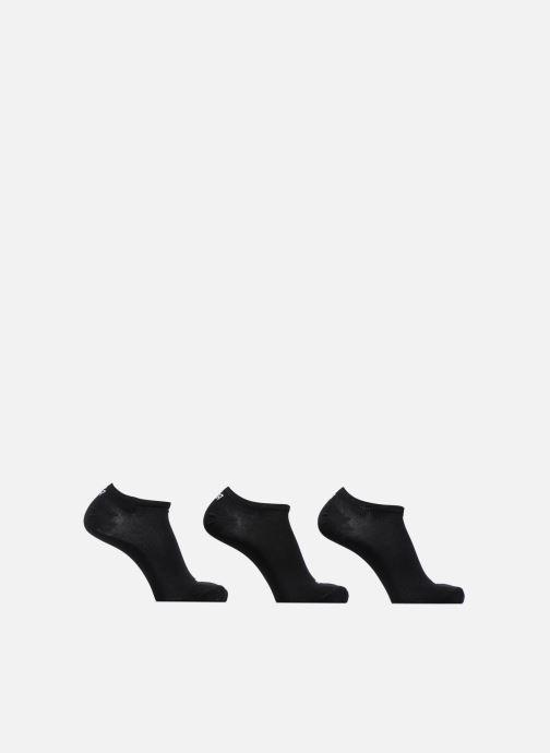Strømper og tights Puma Socks SNEAKERS LOT DE 3 Sort detaljeret billede af skoene