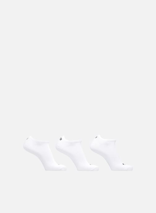 Socks & tights Puma Socks SNEAKERS LOT DE 3 White detailed view/ Pair view