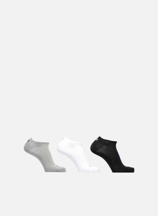 Strømper og tights Puma Socks SNEAKERS LOT DE 3 Grå detaljeret billede af skoene
