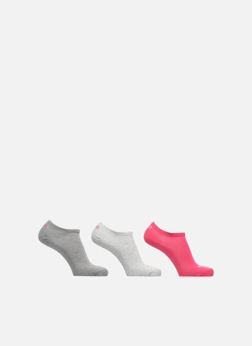Socks & tights Puma Socks SNEAKERS LOT DE 3 Grey detailed view/ Pair view