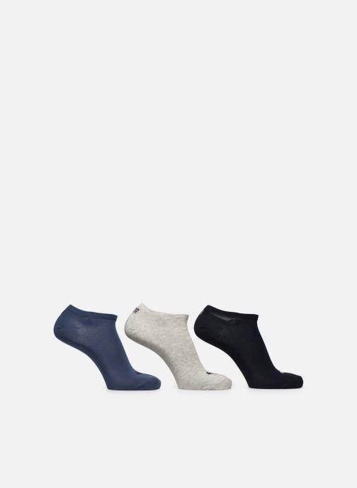 Chaussettes et collants Puma Socks SNEAKERS LOT DE 3 Bleu vue détail/paire