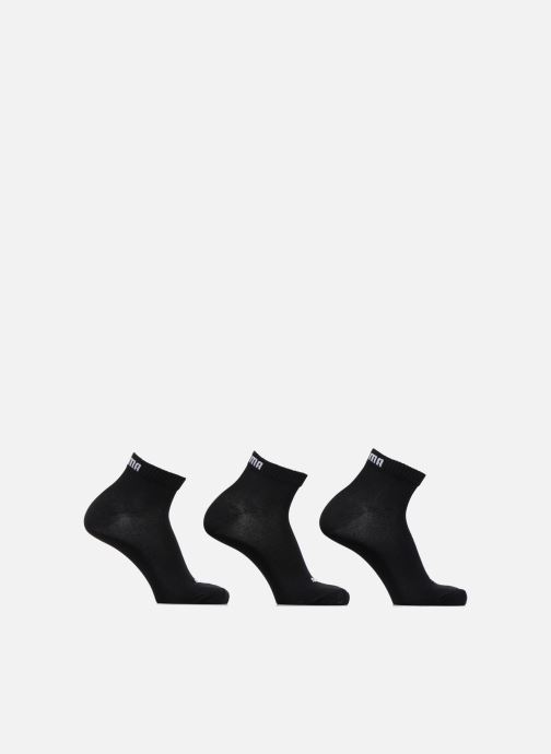 Socks & tights Puma Socks QUARTERS LOT DE 3 Black detailed view/ Pair view