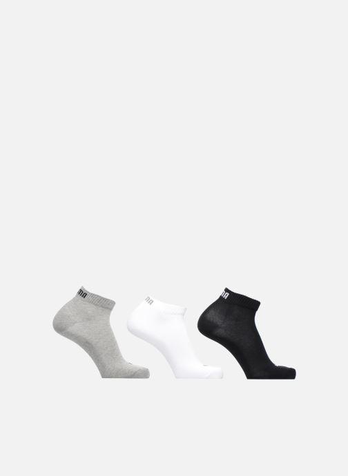 Chaussettes et collants Puma Socks QUARTERS LOT DE 3 Gris vue détail/paire