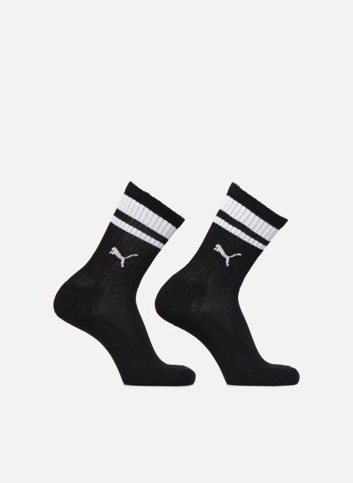 Chaussettes et collants Puma Socks HERITAGE CREW  LOT DE 2 Noir vue détail/paire