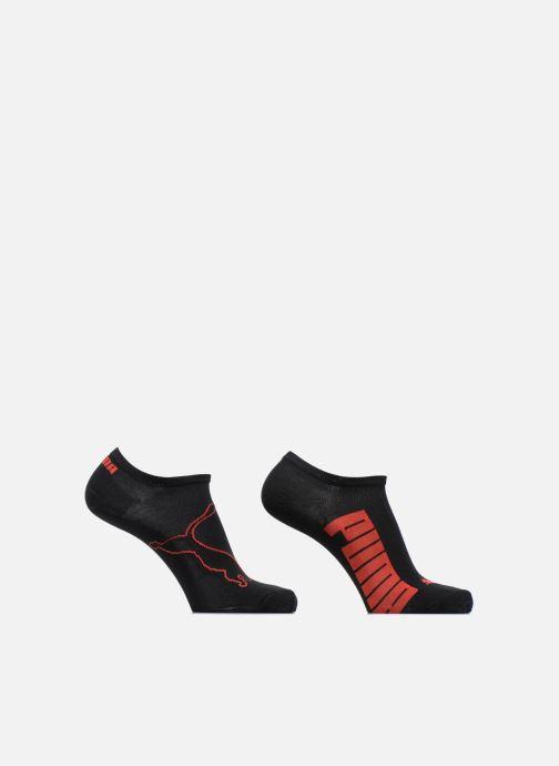 Chaussettes et collants Puma Socks LIFESTYLE SNEAKERS LOT DE 2 Noir vue détail/paire