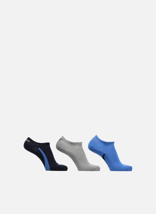 Chaussettes et collants Puma Socks LIFESTYLE SNEAKERS LOT DE 3 Bleu vue détail/paire