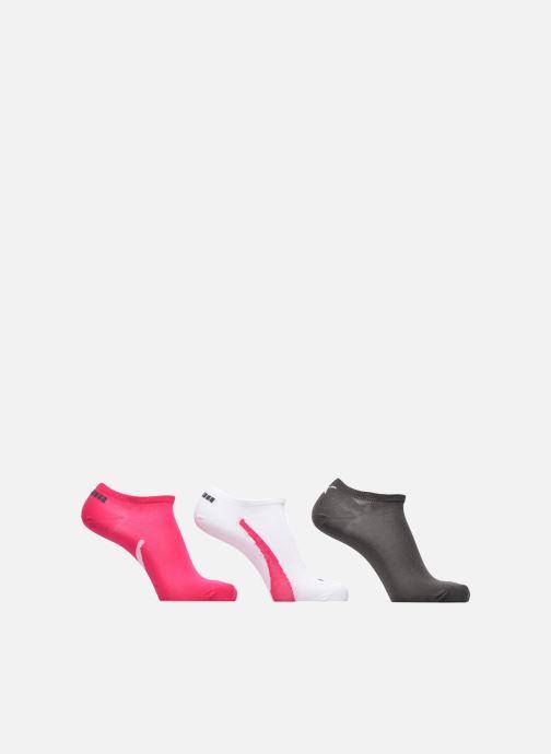 Sokken en panty's Puma Socks LIFESTYLE SNEAKERS LOT DE 3 Roze detail