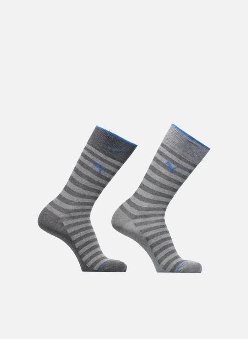 Socken & Strumpfhosen Puma Socks CLASSIC SOCKS LOT DE 2 grau detaillierte ansicht/modell