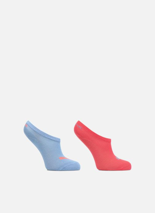 Chaussettes et collants Puma Socks SNEAKERS KIDS LOT DE 2 Rose vue détail/paire