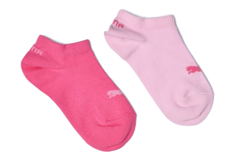 Chaussettes et collants Puma Socks SNEAKERS KIDS LOT DE 2 Rose vue détail/paire