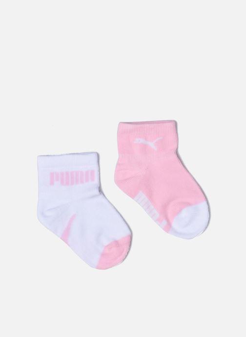 Socken & Strumpfhosen Puma Socks MINI CAT LIFESTYLE SOCK LOT DE 2 rosa detaillierte ansicht/modell