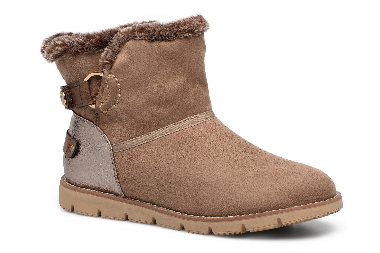 Stiefeletten & Boots Tom Tailor Rose beige detaillierte ansicht/modell