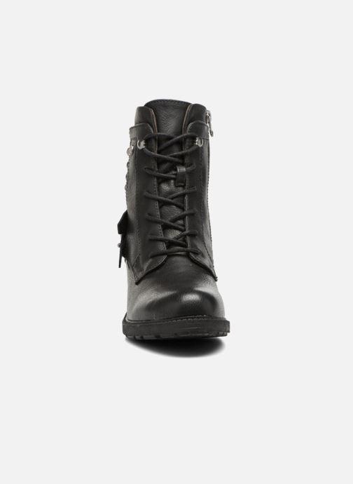 Ankelstøvler Tom Tailor Saphia Sort se skoene på