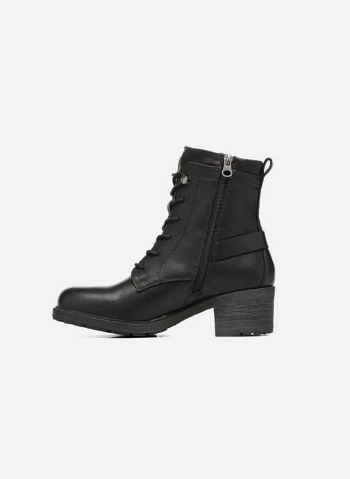Ankle boots Tom Tailor Saphia Black front view
