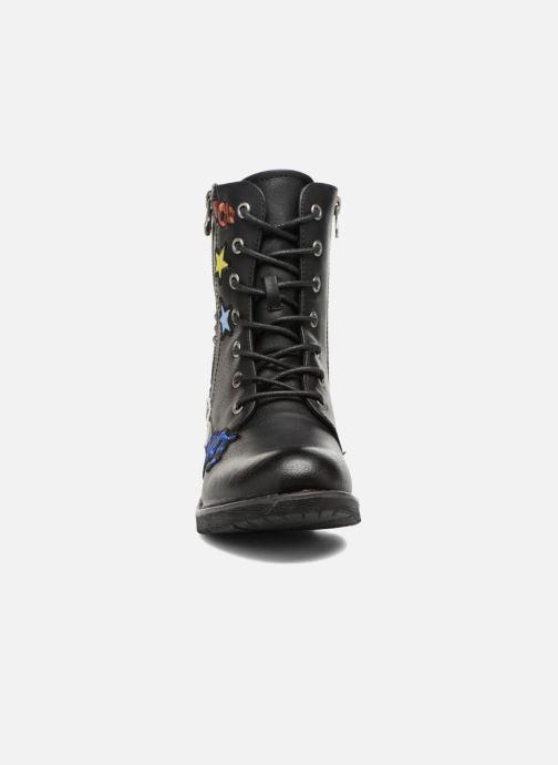 Boots en enkellaarsjes Tom Tailor Alicia Zwart model