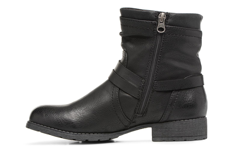 Bottines et boots Tom Tailor Rachel Noir vue face