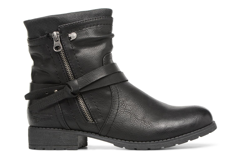 Bottines et boots Tom Tailor Rachel Noir vue derrière