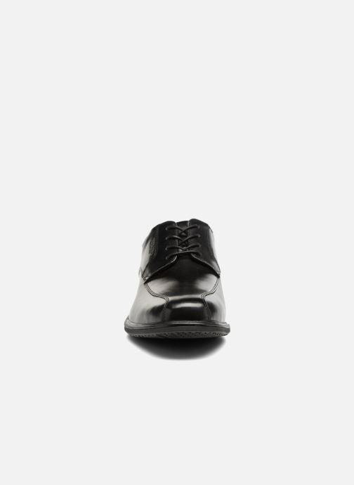 Chaussures à lacets Rockport Esntial Dtl II Bike Ox Noir vue portées chaussures