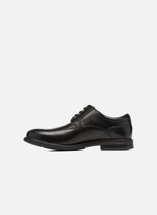 Chaussures à lacets Rockport Esntial Dtl II Bike Ox Noir vue face
